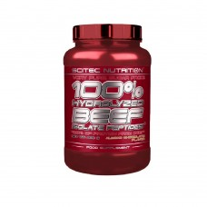 Протеин 100 HYDROLYZED BEEF ISOLATE Scitec Nutrition 900 гр