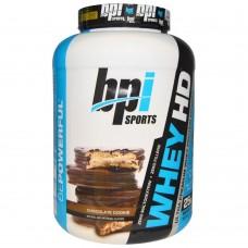 Протеин BPI Sports WHEY HD 2200 гр