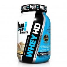 Протеин BPI Sports WHEY HD 907 гр