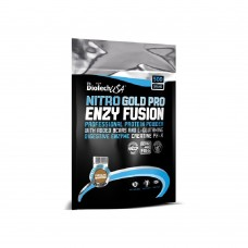 Протеин BioTech NITRO GOLD PRO ENZY FUSION 500 гр