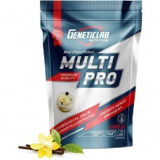 Протеин GeneticLab Nutrition MULTI PRO 1000 гр