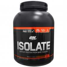 Протеин ISOLATE GF Optimum Nutrition 2270 гр как принимать, состав