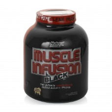 Протеин Nutrex MUSCLE INFUSION BLACK 2268g