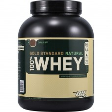 Протеин Optimum Nutrition 100 WHEY GOLD STANDARD NATURAL 2180 г