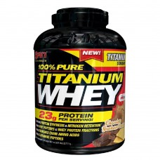 Протеин SAN 100 PURE TITANIUM WHEY 2270 гр