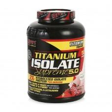 Протеин SAN TITANIUM ISOLATE SUPREME 2240 гр как принимать, состав