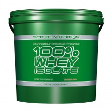 Протеин Scitec Nutrition 100 WHEY ISOLATE 4000g