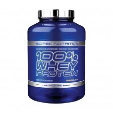 Протеин Scitec Nutrition 100 WHEY PROTEIN 2350 гр