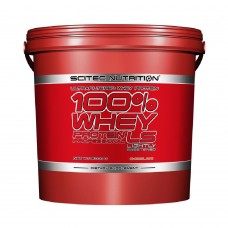 Протеин Scitec Nutrition 100 WHEY PROTEIN 5000g