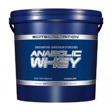Протеин Scitec Nutrition ANABOLIC WHEY 4000g