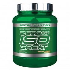 Протеин Scitec Nutrition ZERO ISOGREAT 900 г