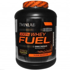 Протеин Twinlab 100 WHEY PROTEIN FUEL NEW 2270 гр
