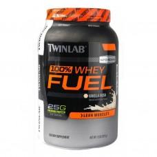 Протеин Twinlab 100 WHEY PROTEIN FUEL NEW 908 гр