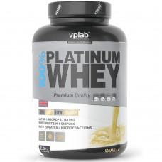 Протеин VPlab 100 PLATINUM WHEY 2300 г