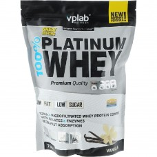 Протеин Vplab 100 PLATINUM WHEY 750 г