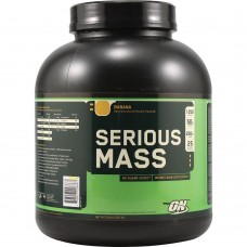 Гейнер Optimum Nutrition SERIOUS MASS 2.7 кг