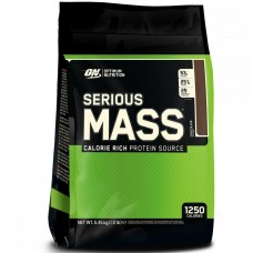 Гейнер Optimum Nutrition SERIOUS MASS 5.45 кг
