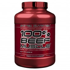 Гейнер 100 BEEF MUSCLE Scitec Nutrition 3180 гр