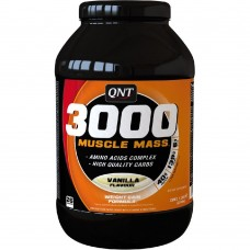 Гейнер QNT 3000 MUSCLE MASS 1.3 кг