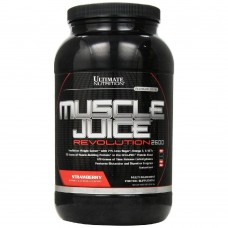 Гейнер Ultimate Nutrition MUSCLE JUICE REVOLUTION 2600 2120 гр