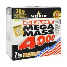 Гейнер Weider MEGA MASS 4000 7 кг