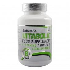 Витамины BioTech Usa VITABOLIC 30 таб