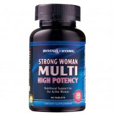 Витамины Body Strong STRONG WOMAN MULTI 360 таб