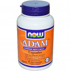 Витамины NOW Foods ADAM MALE MULTI 60 таб