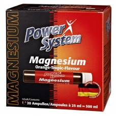 Витамин Power System MAGNESIUM 20 амп 25 мл