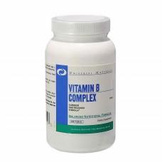 Витамины Universal Nutrition VITAMIN B COMPLEX 100 таб