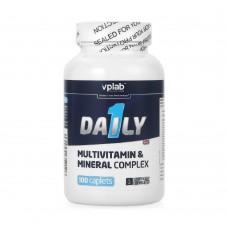 Витамины VPlab DAILY 1 100 таб