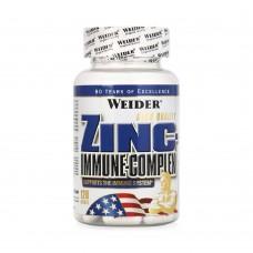 Витамины Weider ZINK CAPS 120 капс