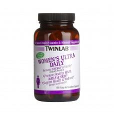 Витамины Twinlab WOMEN'S ULTRA DAILY 120 капc