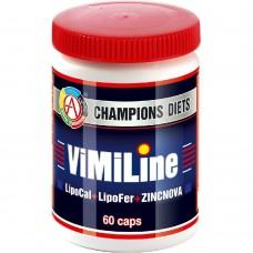 Витамины Академия-Т VIMILINE 60 caps