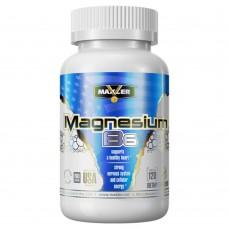 Витамины Maxler MAGNESIUM B6 120 таб