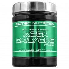 Витамины Scitec Nutrition MEGA DAILY ONE PLUS 120 капс