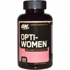 Витамины Optimum Nutrition OPTI WOMEN 120 капс