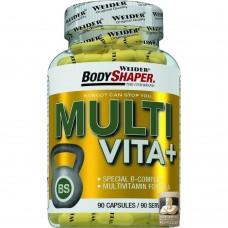 Витамины Weider MULTI VITA SPECIAL B COMPLEX 90 капс