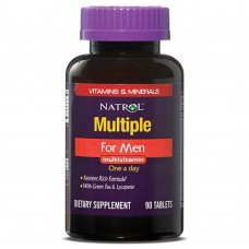 Витамины Natrol MULTIPLE FOR MEN MULTIVITAMIN 90 таб