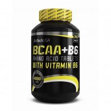 BioTech BCAA B6 340 таб