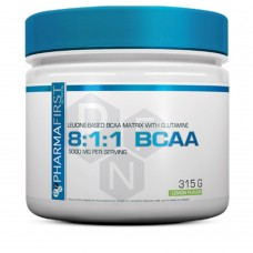 Pharma First BCAA 8 1 1 315 гр