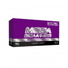 Scitec Mega BCAA 1400 120 капс