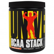 Universal Nutrition BCAA STACK 250 гр