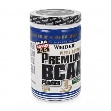 Weider Premium BCAA POWDER 500 г