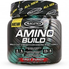 BCAA AMINO BUILD Muscletech 450 г