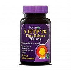 5-HTP 200 MG TIME RELEASE Natrol 30 табл