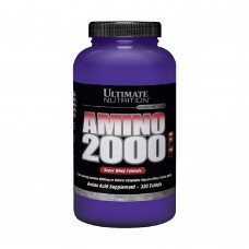 AMINO 2000 Ultimate Nutrition 330 таб