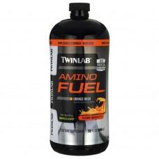 AMINO FUEL ANABOLIC LIQUID Twinlab 473 мл со вкусом