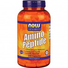 Now AMINO PEPTIDE 300 капс