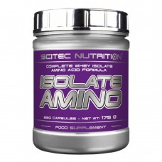 ISOLATE AMINO Scitec Nutrition 250 капс